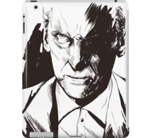 Angry Doctor Who iPad Case/Skin