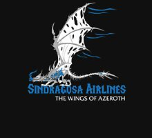 Sindragosa Airlines Unisex T-Shirt
