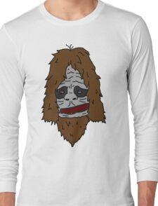 Sassy the Sasquatch - Colour Long Sleeve T-Shirt