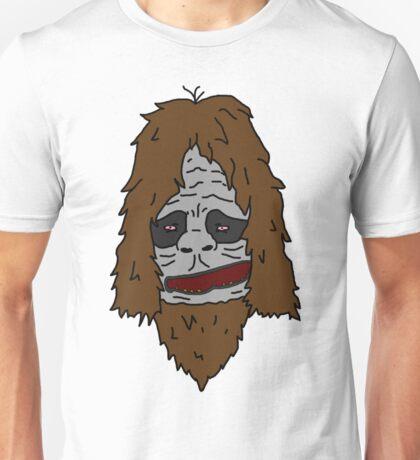 Sassy the Sasquatch - Colour Unisex T-Shirt