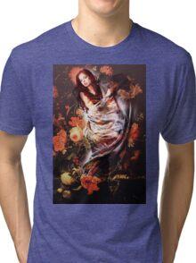 blooming iii Tri-blend T-Shirt