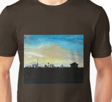 West Hill Playground at Dusk Unisex T-Shirt