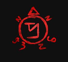 Bloody symbol Supernatural T-Shirt