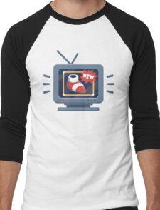 Speedy Shoe Ad Men's Baseball ¾ T-Shirt