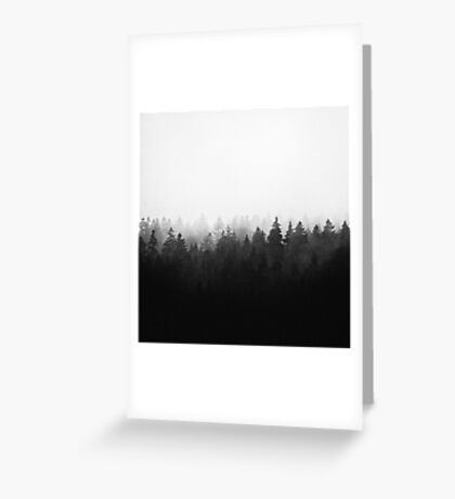 A Wilderness Somewhere Greeting Card