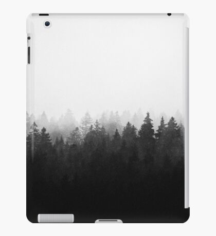 A Wilderness Somewhere iPad Case/Skin