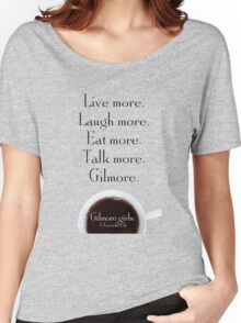Gilmore Girls: A Year in the Life Women's Relaxed Fit T-Shirt