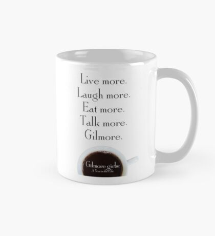 Gilmore Girls: A Year in the Life Mug