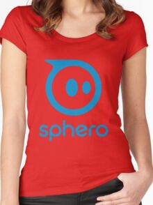 Sphero language Women's Fitted Scoop T-Shirt