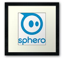 Sphero language Framed Print