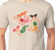Mermaids Unisex T-Shirt