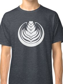 Latte Art Tulip Classic T-Shirt