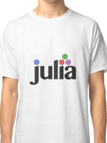 Julia programming language Classic T-Shirt