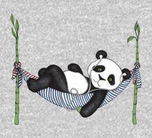 iPod Panda One Piece - Long Sleeve