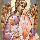 Archangel Gabriel by ikonographics