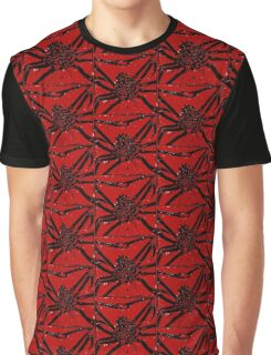 Giant Spider Crab - Museum Linocut Collection Graphic T-Shirt