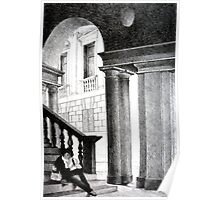 Vicenza, 2011, 50-70cm, graphite crayon on paper Poster