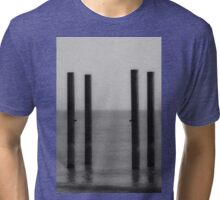 Poles Tri-blend T-Shirt