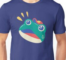Slipping Toad head Unisex T-Shirt