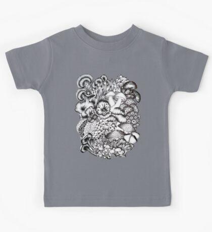 A Medley of Mushrooms Kids Clothes
