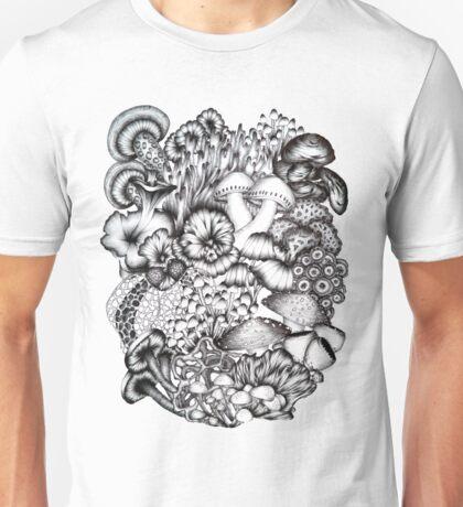 A Medley of Mushrooms Unisex T-Shirt
