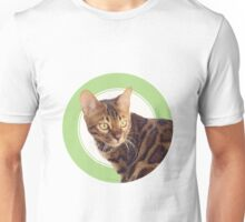 Boris the cat - Boris le chat Unisex T-Shirt