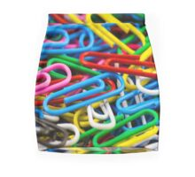 Paper Clips Mini Skirt