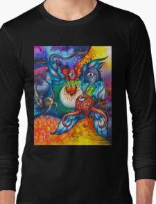 Gaudent Angeli Long Sleeve T-Shirt