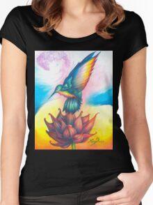 Ali Della Sorella Women's Fitted Scoop T-Shirt