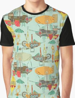 steampunk sky Graphic T-Shirt