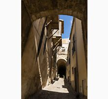 Limestone and Sharp Shadows - Old Town Noto, Sicily, Italy Unisex T-Shirt