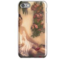 A rose amongst the flowers iPhone Case/Skin