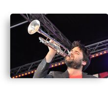 Harry James Angus Band @ Darling Harbour 2012 Canvas Print