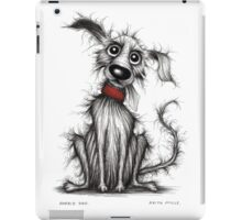 Horrid dog iPad Case/Skin
