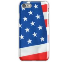 American Flag 3 iPhone Case/Skin