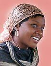 Tanzanian Beauty by Linda Sparks
