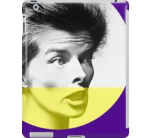katharine's expression iPad Case/Skin