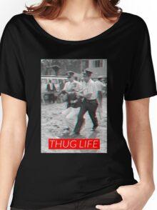 Bernie Thug Life (3D) Women's Relaxed Fit T-Shirt