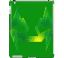 Rubbernorc - Crystal NOGL Emblem iPad Case/Skin