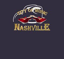 Nashville. City of music Women's Relaxed Fit T-Shirt
