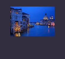 Night falling on the Grand Canal - Venice Unisex T-Shirt