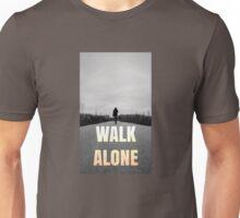 I Walk Alone Unisex T-Shirt