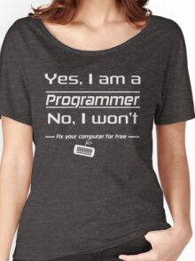 Programmer Women's Relaxed Fit T-Shirt