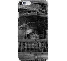 18.5.2016: Old, Abandoned Car iPhone Case/Skin