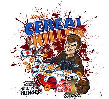 Dexter's Cereal Killer! by rustenico