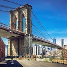 Brooklyn Bridge  by Jonicool