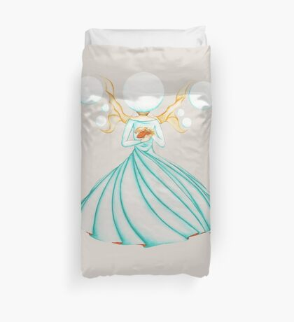 The Electricity Fairy Duvet Cover