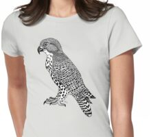 Falcon Womens Fitted T-Shirt