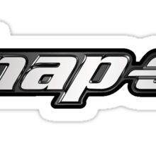 Snap-on Sticker
