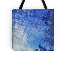 Birds are nature Tote Bag